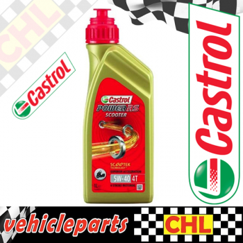 Castrol POWER RS 4T SCOOTER 5W-40